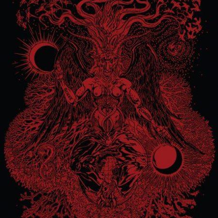 Baphomet T-Shirt Art: Maxine Miller