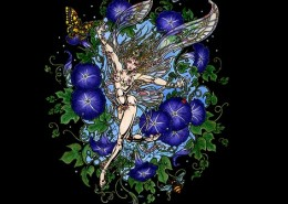 FAIRIE: illustration by Maxine Miller