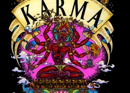 Karma: illustration by Maxine Miller