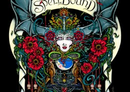 Spellbound: illustration by Maxine Miller